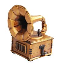 GRAMOPHONE BOX REPLICAS GRAMOFONO TRINKET BOX T... - $26.72