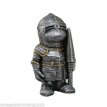 "Knight 4.5"" Swordsman Mini Collectible Statue Cute Crusader Jostling War... - €16,58 EUR"