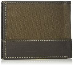 Timberland Men's Leather Credit Card ID Bifold Wallet With Key Fob Gift Box Set image 13