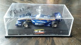 Indy 500 Team Menard Jaques Lazier 1/43 Diecast model in plastic case - $14.95