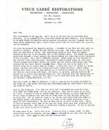 CLAY SHAW Signed letter-1968- writing about Jim Garrison - JFK assassina... - $1,732.50
