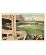 POLO GROUNDS Postcard - uncommon, circa 1918 - $56.43