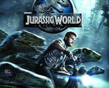 Jurassic World (Blu-ray/DVD, 2015, 2-Disc Set, Includes UV Digital Copy) New