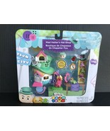 Mad Hatters Tsum City Playset W/Exclusive Fuzzy Mad Hatter +2 Tsum Tsums... - $12.99