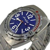 Vostok Amphibian 090914 / 2415 Russian Military Watch Auto Divers 200m Scuba - $71.75