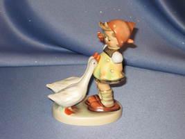 "M. I. Hummel ""Goose Girl"" Figurine by Goebel. - $95.00"