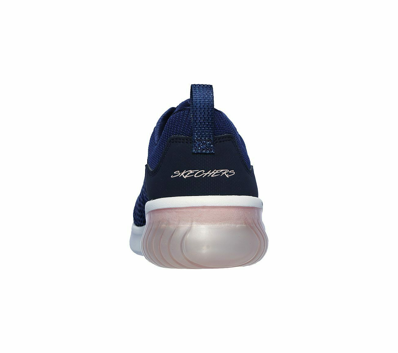 Skechers Navy Pink shoes Memory Foam Women's Sporty Air Ultra Flex Comfort 13290 image 6