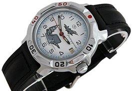 Vostok Komandirskie Military Russian Navy Commander Watch 2414 / 811982 - $44.72