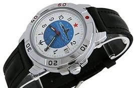 Vostok Komandirskie 431055 / 2414A Military Special Forces Russian Watch  - $44.72