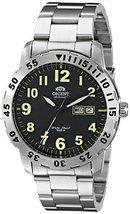 Orient Men's FEM7A005B9 Unidirectional Bezel Watch - $290.03
