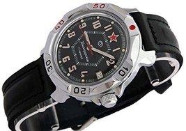 Vostok Komandirskie Military Russian Watch Red Star 2414 / 811744 - $41.72