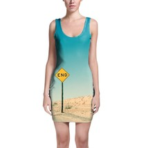 END Road Sign Bodycon Dress - $30.99+