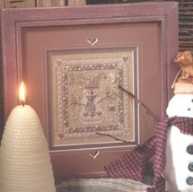 A Winter's Tale winter holiday cross stitch kit Shepherd's Bush - $24.00