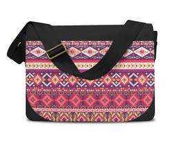 Girly Aztec Tribal Geometric Messenger Bag - €37,09 EUR+