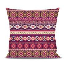 Girly Aztec Tribal Geometric Fleece Cushion - $24.99 - $41.99