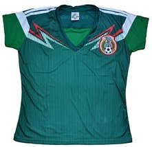 2014 Mexico Women Jersey Size Small - $21.55