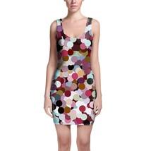 Girly Confetti Bodycon Dress - $30.99+