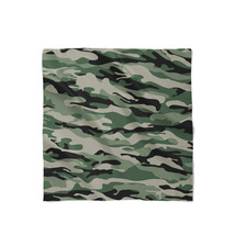 Military Camouflage Satin Style Scarf - ₨1,558.60 INR+