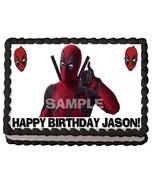 Deadpool cake thumbtall