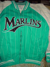 VINTAGE Florida Marlins 1997 World Series Champions Jacket Size X-Large - $150.00