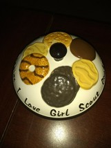 Replacement Lid Girl Scout Cookie Jar made for Girl Scouts - $24.18