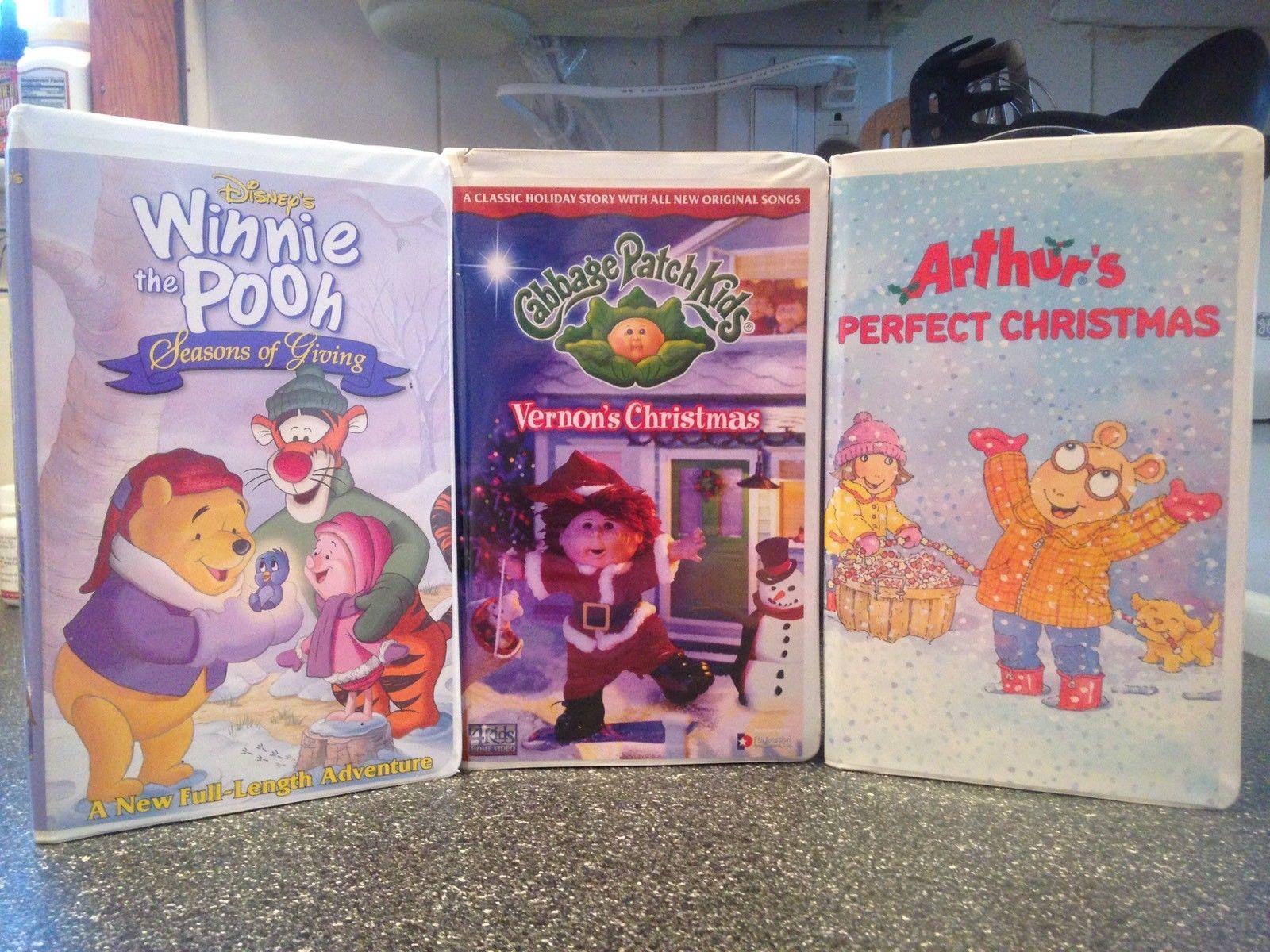 Arthurs Perfect Christmas.Winnie The Pooh Seasons Of Givings Arthur S And 16 Similar Items
