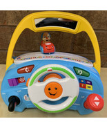 Fisher Price Laugh and Learn Puppy's Smart Stage Driver 2016 Toy  - $33.65