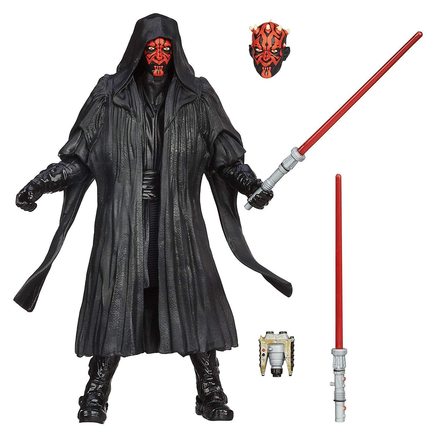 Star Wars Black Series Archive Collection Darth Maul 6 inch action figure