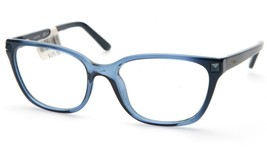 NEW VALENTINO V2677 407 Blue EYEGLASSES FRAME 52-17-135mm B40 Italy - $123.74