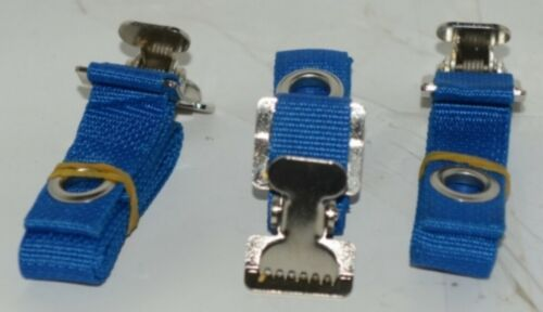 DiversiTech HS 30 31 inch by 1 inch Hanging Strap Blue Package 3