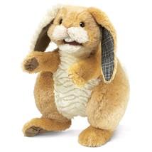 Folkmanis Patchwork Rabbit Hand Puppet - $41.72