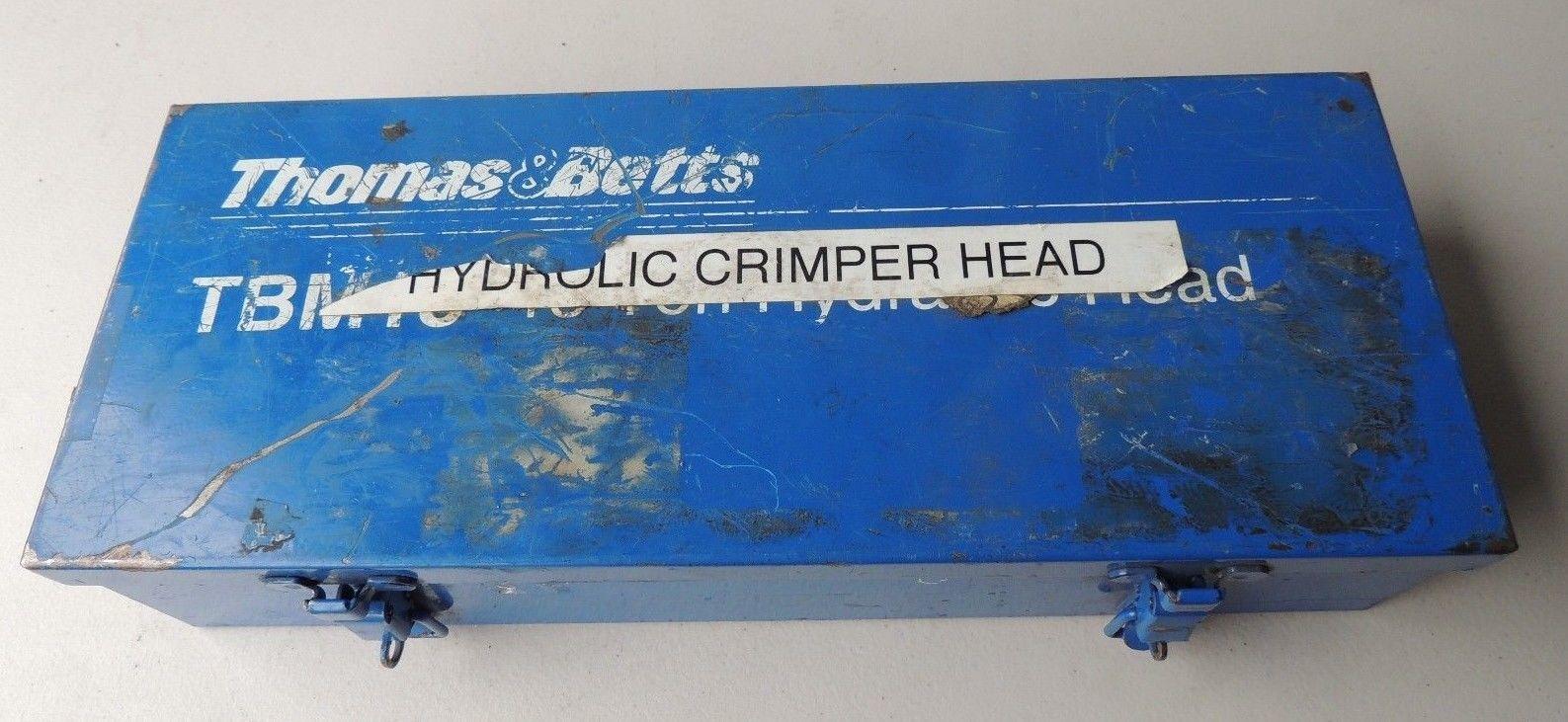 T&B Thomas & Betts TBM15 Insulated Hydraulic and 50 similar items