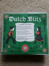 Vintage Box of DUTCH BLITZ Card Game Daystar Co. Bristol PA 1973 COMPLETE! - $11.88