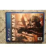 Mad Max (PS4) - $49.00