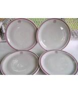 Sterling Vitrified China U S Medic Dinner Plates - $36.00