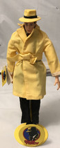 """DICK TRACY 9"""" Applause Collector Doll with stand - $9.90"""