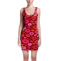 Hot Lips Bodycon Dress - $30.99+