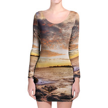 Sunset Coast Longsleeve Bodycon Dress - $36.99+
