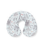 Bonjour Paris! Travel Neck Pillow - £14.45 GBP