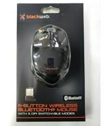 Blackweb 6-Button 5 DPI Setting Wireless Bluetooth Mouse, Free 3 Day Shi... - $14.75