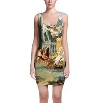 Italian Renaissance Painting Bodycon Dress - $30.99+