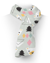 Winter Polar Bears Forest Fleece Scarf - $618,34 MXN+