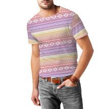 Aztec Tribal Ombre Mens Sport Mesh T-Shirt - $30.99+