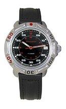 Vostok Komandirskie 811172 / 2414a Military Special Forces Russian Watch Black - $45.30