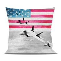 Air Force USA USAF Fleece Cushion - $24.99 - $41.99