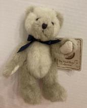 Boyds Bear The Head Bean Collection Hank Q. Bruin Teddy Bear Jointed NWT - $13.99