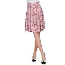 Superhero Masks Pink A-Line Skirt - $32.99+
