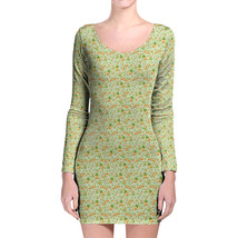 St Patricks Day Longsleeve Bodycon Dress - $36.99+