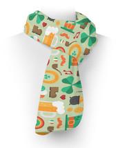 Lucky St Patricks Day Fleece Scarf - ₨2,236.55 INR+
