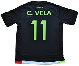 Mexico 2015-2016 Vela Jersey Size Sm, Md, Lg, Xlg (Small) - $28.41